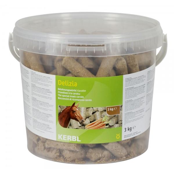 Delizia Sweeties Karotte 3kg