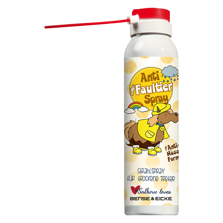 Anti #Faultier Strahlspray